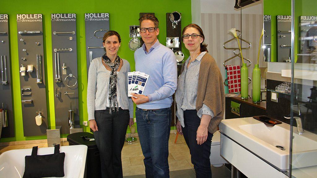 Holler Krefeld: Spende für stups-KINDERZENTRUM