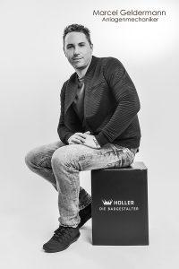 Holler - MEISTER DER ELEMENTE - Team: Marcel Geldermann