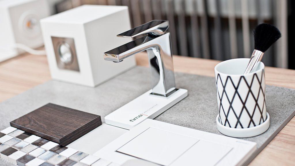 Armatur von Frattini im modernen Design