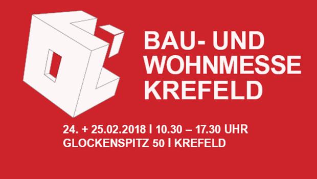 Bau- und Wohnmesse 2018 in Krefeld