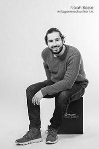 Holler - DIE BADGESTALTER - Team: Noah Bosse
